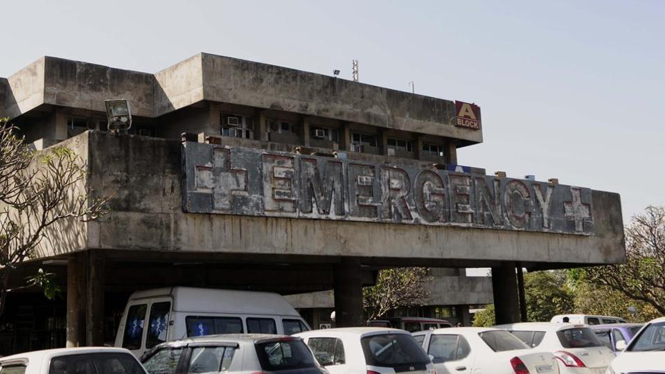 Chandigarh,GMCH,advanced trauma centre