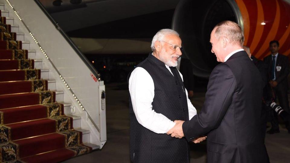 Narendra Modi,Modi in Sochi,Live updates