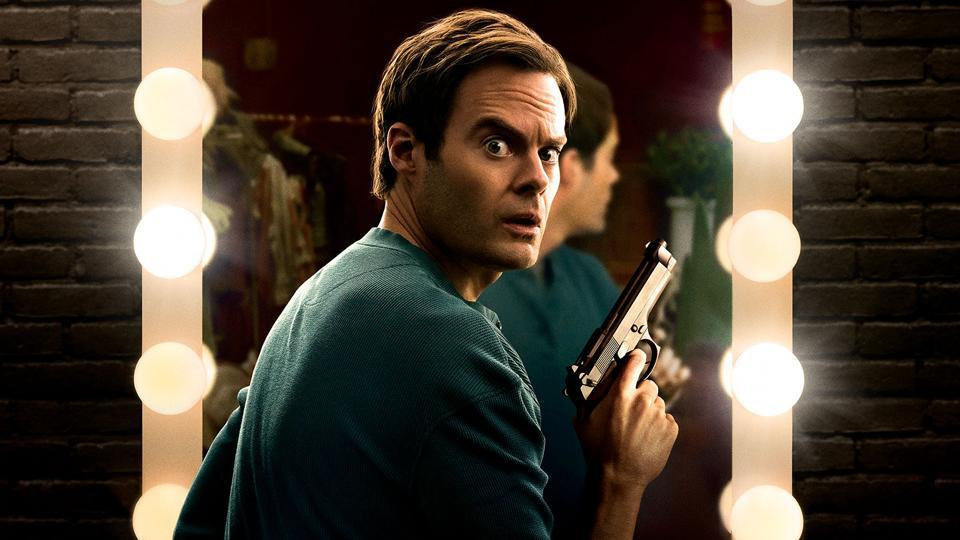 Bill Hader has written, directed, starred and created HBO's Barry.