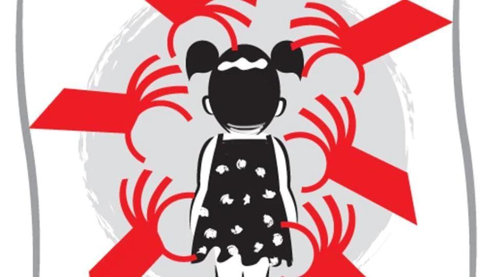 Child rape cases,Ludhiana,83% rise