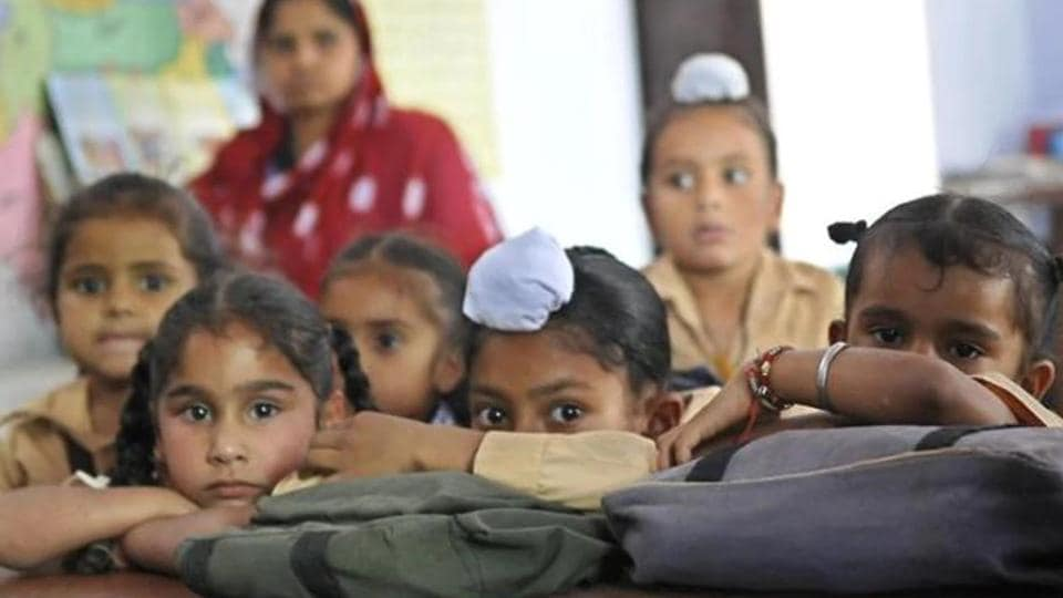 primary students' learning levels,learning levels,Punjab