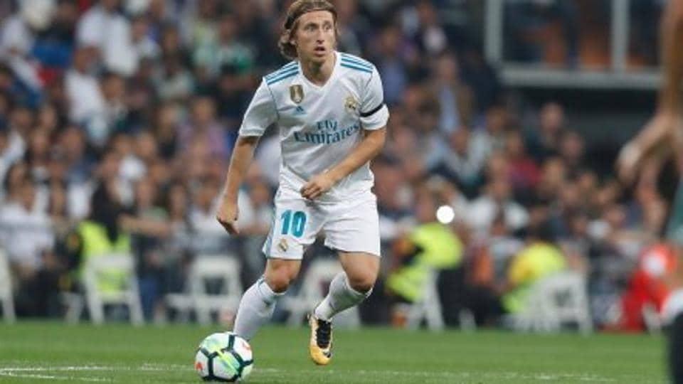 2018 FIFAWorld Cup,Luka Modric,Croatia national football team