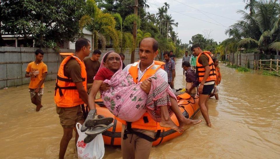 Tripura,Tripura floods,Biplab Deb