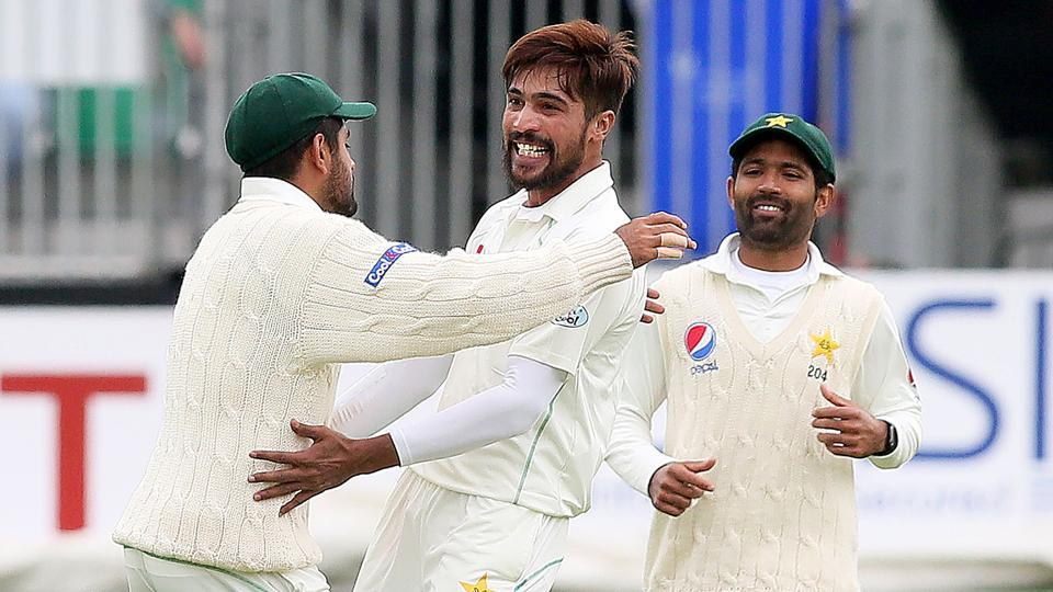 Mohammad Amir,Pakistan cricket team,England cricket team