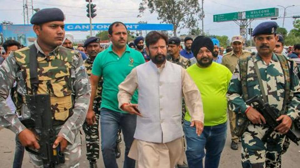 Former BJP minister Choudhary Lal Singh has been organising rallies demanding CBI probe into the rape and murder of an eight-year-old girl in Kathua in January.
