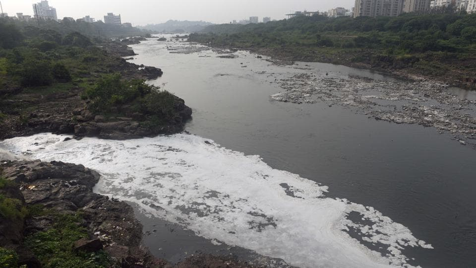 Pune,pollution board,water quality data