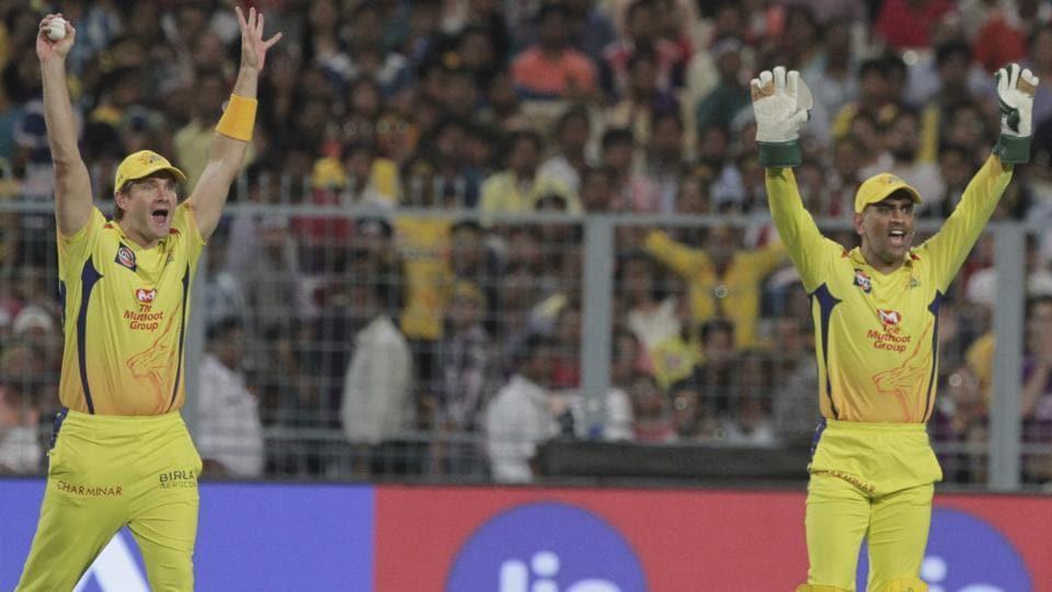 MS Dhoni,Shane Watson,Chennai Super Kings