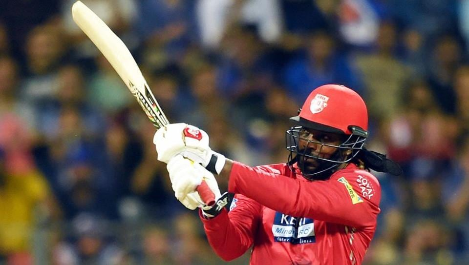 Chris Gayle continued to lead the overall sixes tally in IPL with 292 sixes to his name despite KXIP's exit in the group stages.