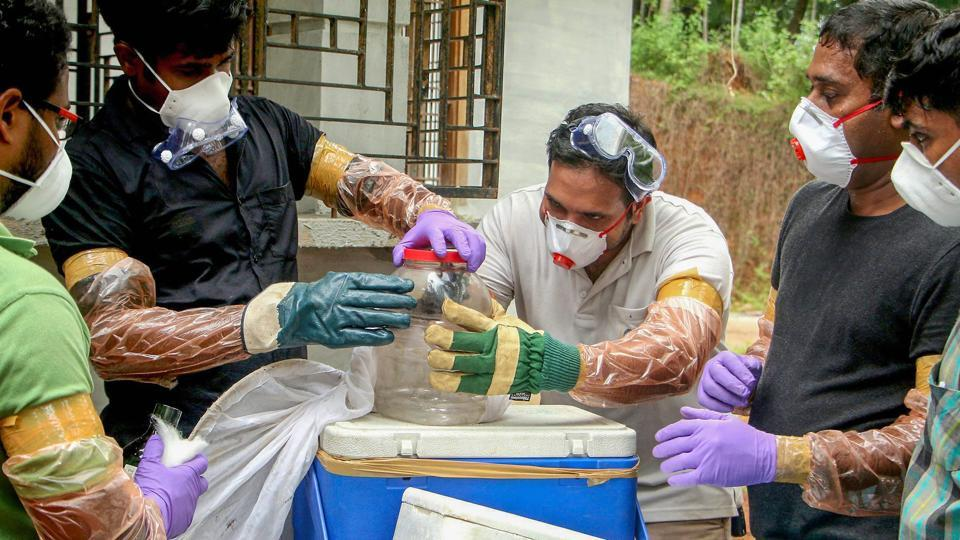 Nipah virus outbreak in Kerala under control, says health ...