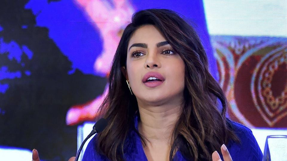 Priyanka Chopra has worked with Unicef for a decade and was appointed as the national and global Unicef goodwill ambassador for Child Rights in 2010 and 2016 respectively.