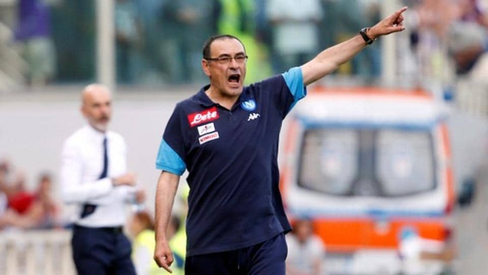 Maurizio Sarri is still uncertain if he will stay at the helm of Napoli after leading them to second place in Serie A.