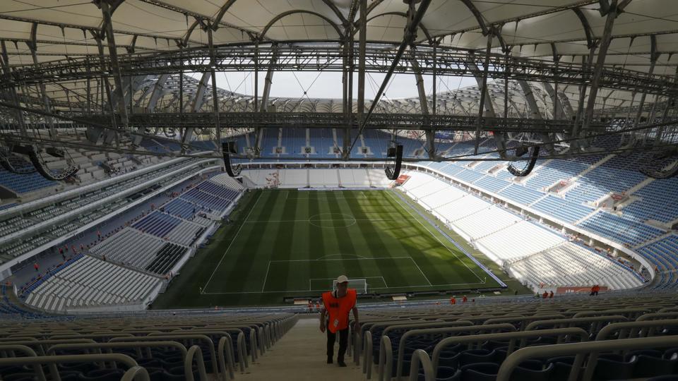 2018 FIFA World Cup,2018 FIFA World Cup stadiums,Baltika Kaliningrad