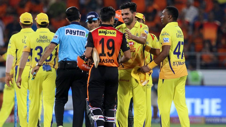 Sunrisers Hyderabad (SRH) will take on Chennai Super Kings (CSK) in the 2018 Indian Premier League (IPL) Qualifier 1 at the Wankhede Stadium on Tuesday.
