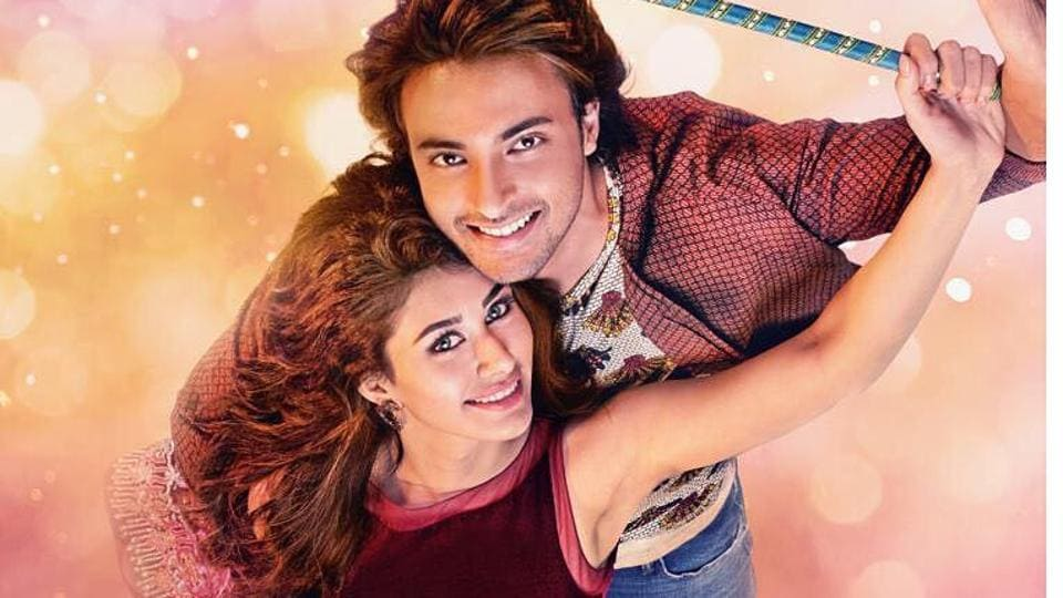 Image result for latest images of ayush sharma new movie loveratri