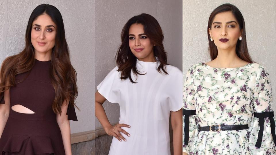 Kareena Kapoor,Swara Bhasker,Shikha Talsania