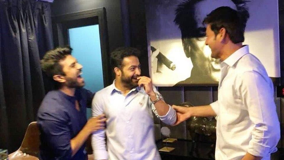 Ram Charan,Jr NTR,Mahesh Babu
