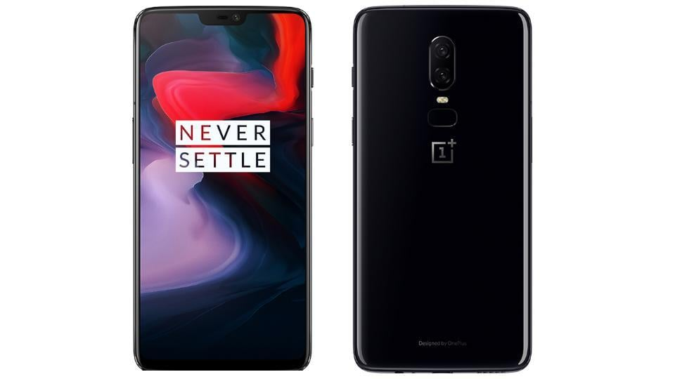 OnePlus 6 starts at Rs 34,999 for the base model.