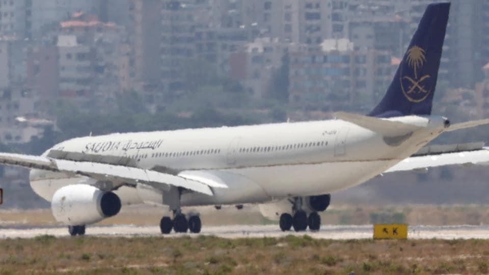 Saudi Arabia plane,Saudi Arabian Airlines,Jeddah