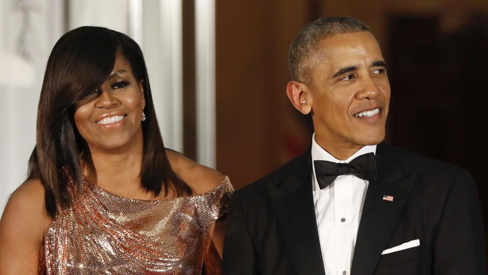 Barack Obama,Michelle Obama,Obama Netflix