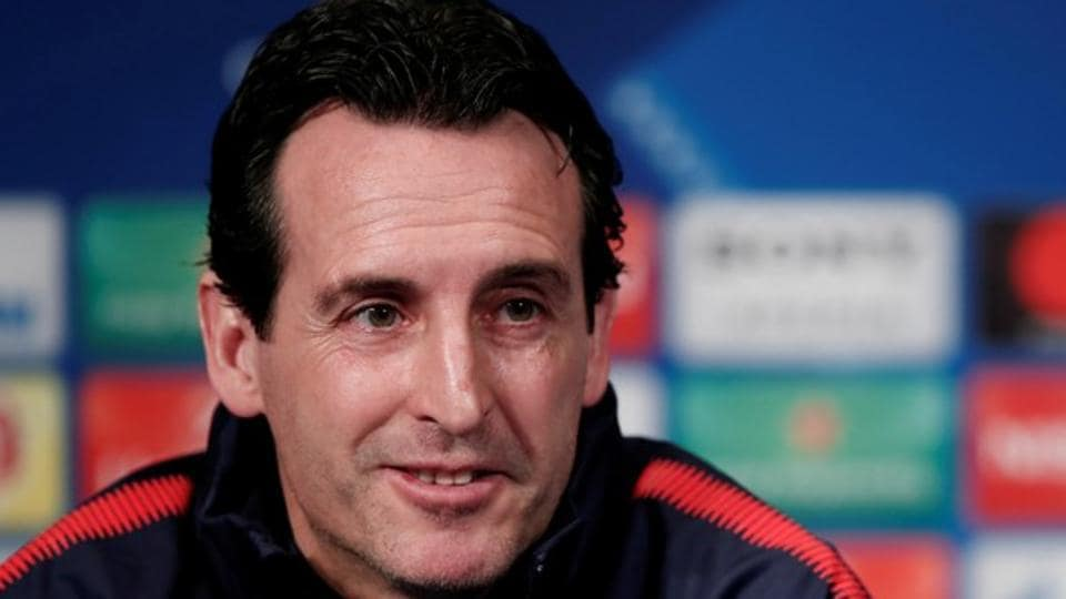 Unai Emery won one Ligue 1 title and four cups with Paris Saint-Germain.