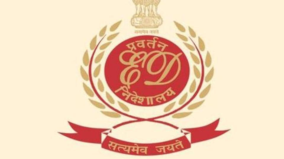 The Enforcement Directorate (ED) initiated the action under the provisions of the Foreign Exchange Management Act (FEMA).