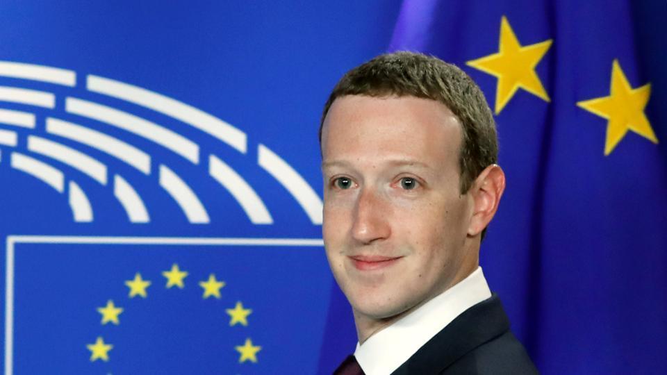 Mark Zuckerberg,EU,European Parliament