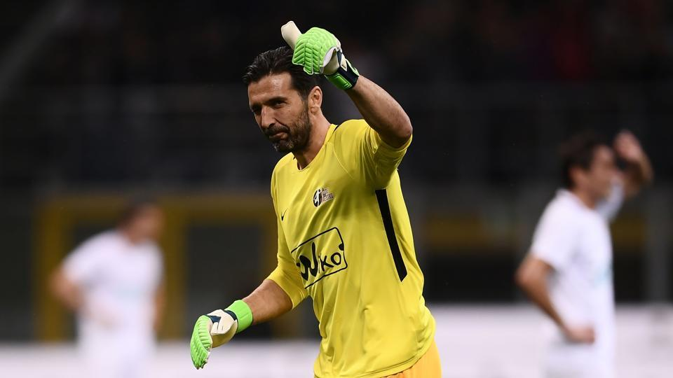 Gianluigi Buffon quit Juventus after 17 years and has not yet decided on his future.