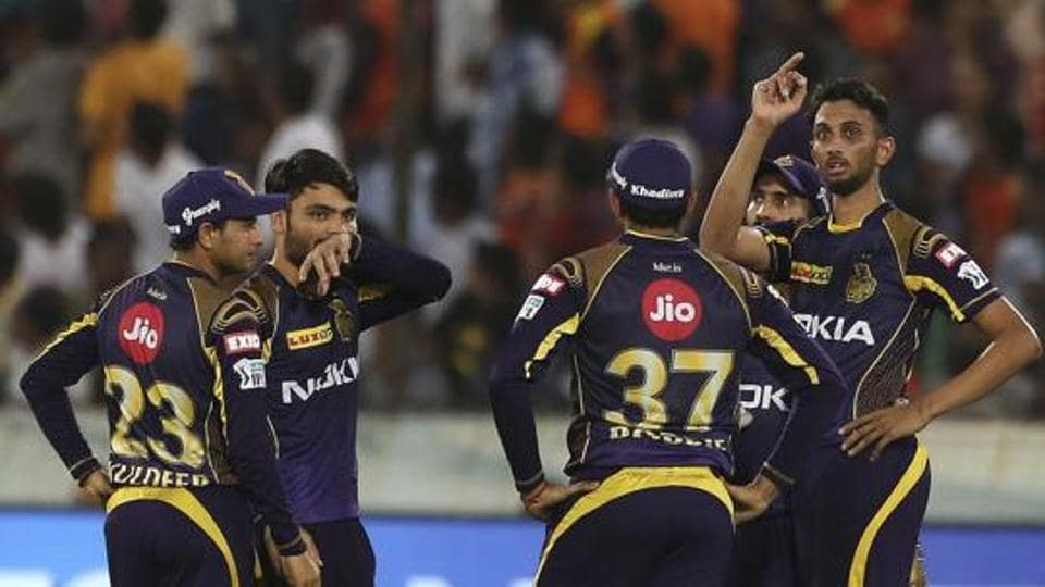 Kolkata Knight Riders qualified for IPL 2018 playoffs as the third-placed team in points table.