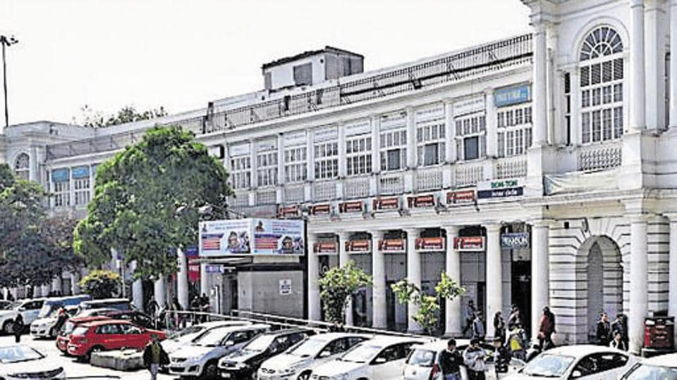 Connaught Place,Burglars,Delhi Police