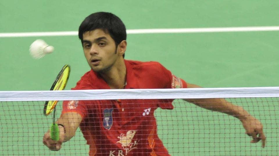 Indian badminton,Thomas Cup,HS Prannoy