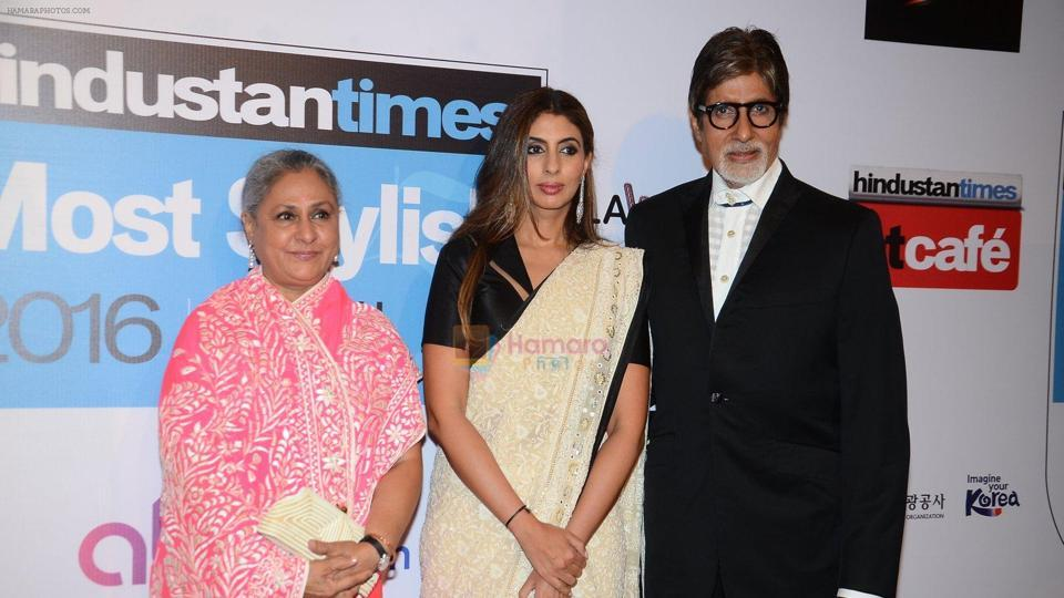 Amitabh Bachchan,Shweta Bachchan Nanda,Aamir Khan