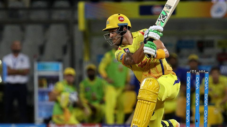 Faf du Plessis smashed 67* for Chennai Super Kings as they won by two wickets against Sunrisers Hyderabad in the first qualifier to enter the final. Catch highlights of IPL 2018 first qualifier between Sunrisers Hyderabad and Chennai Super Kings, Wankhede stadium, here.