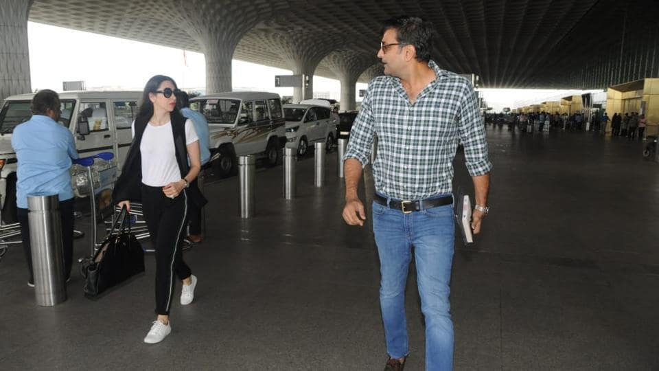 Karisma Kapoor is rumoured to be dating Mumbai's Sanjay Toshniwal for close to two years now.