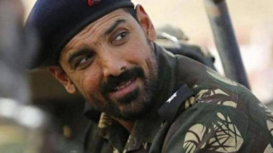 John Abraham plays an army officer in Parmanu.