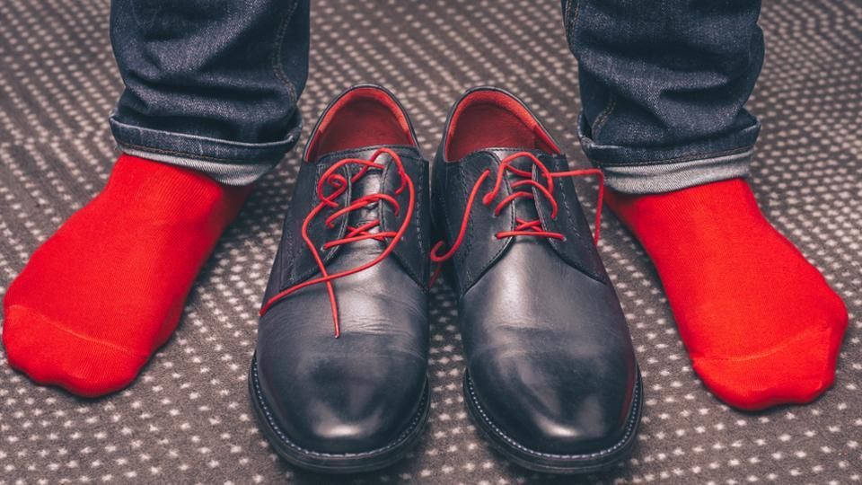 Socks style guide  If you are not well-versed with the art of wearing  socks b4349d784