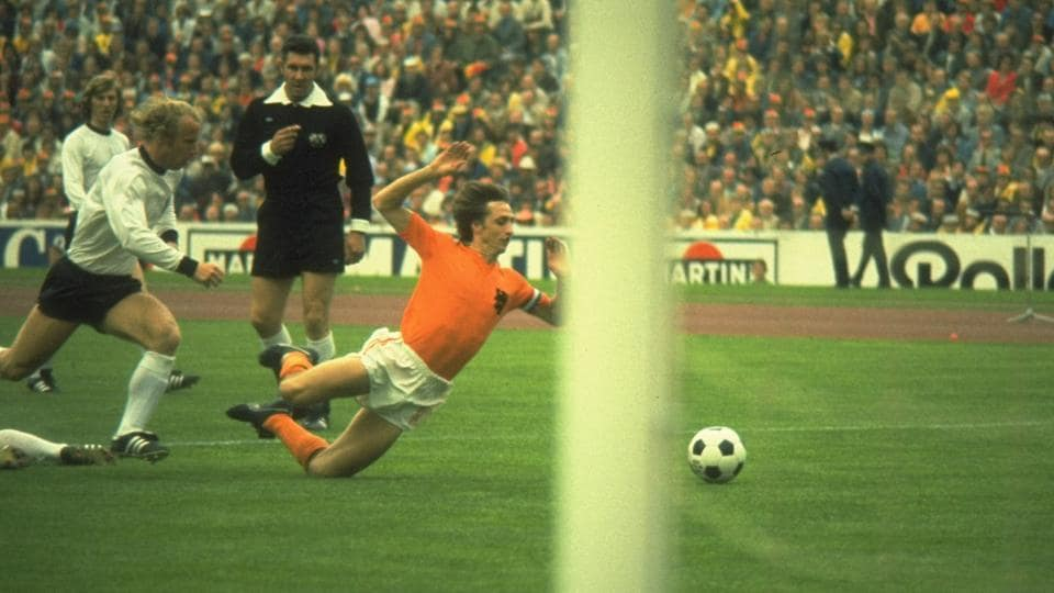 One of the most memorable matches in the history of FIFA World Cup is the Germany vs The Netherlands final of the 1974 edition where Franz Beckenbauer-led West Germans beat Johan Cruyff's Oranje 2-1.