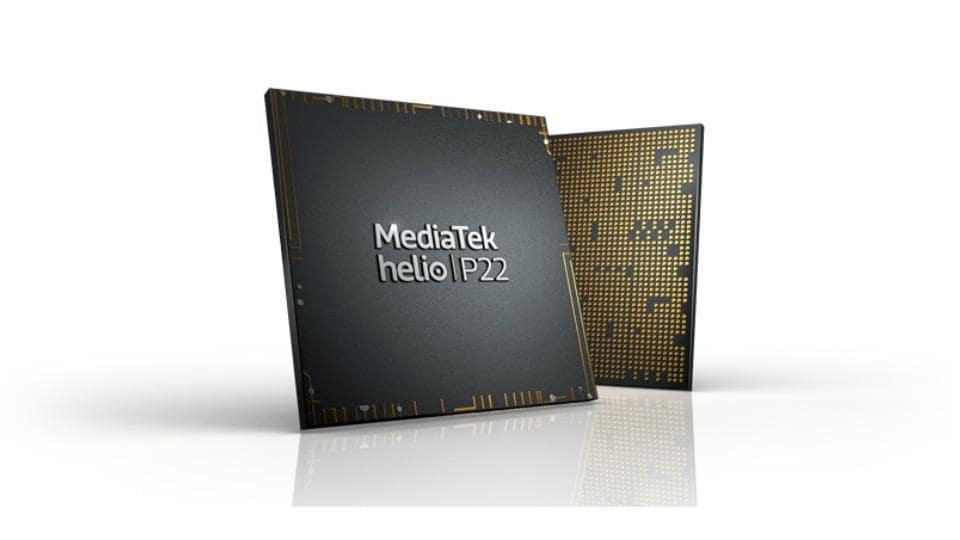 MediaTek,MediaTek Helio chipsets,MediaTek Helio P22 processor