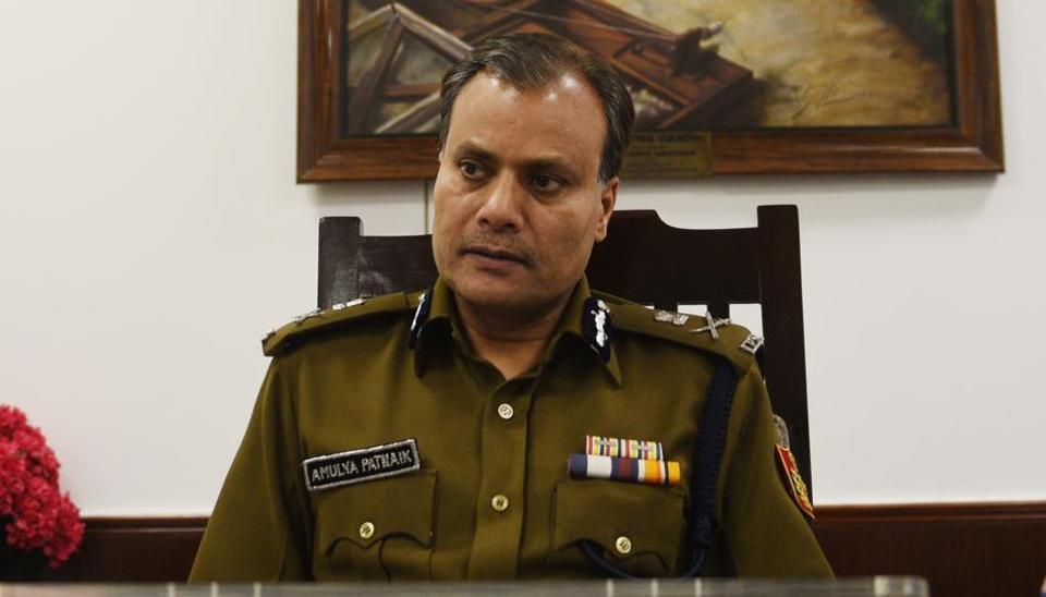 Delhi Police,Swachh Bharat Mission,Amulya Patnaik