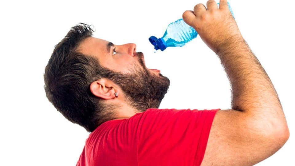Drinking too much water can lead to hyponatremia, a life-threatening condition of brain swelling, which is more common in elderly patients. It can cause cognitive problems and seizures.