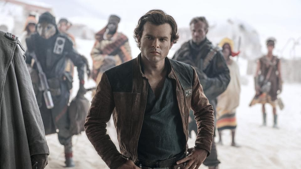 Solo: A Star Wars Story,Star Wars,Han Solo