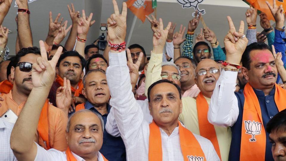 Lok Sabha Election 2019,Gujarat,Vijay Rupani