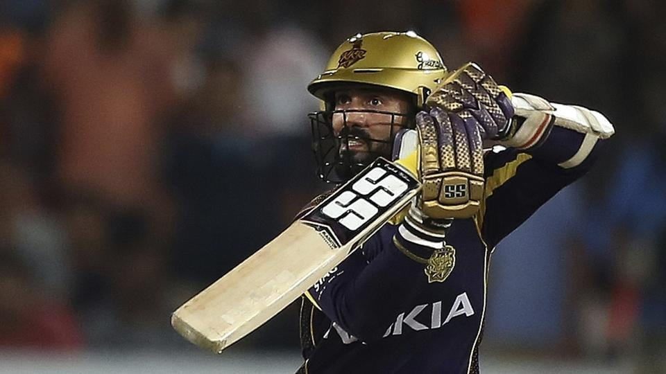 Simon Katich also praised Dinesh Karthik's form with the bat for Kolkata Knight Riders in IPL 2018 -- the skipper has scored 438 runs at average of 54.75 so far in the Indian Premier League this season.