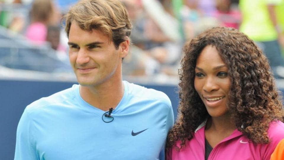 I am in full admiration of Serena Williams, says Roger Federer