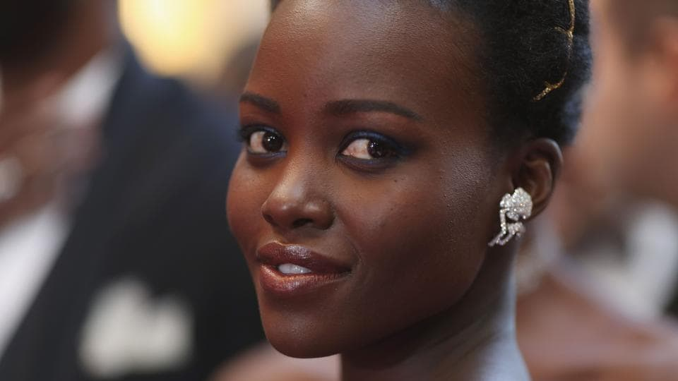 Lupita Nyong'o,Black Panther,Cannes Film Festival