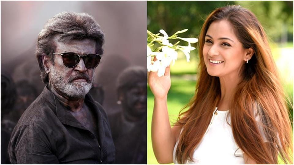 Simran might be cast opposite Rajinikanth in an upcoming film.