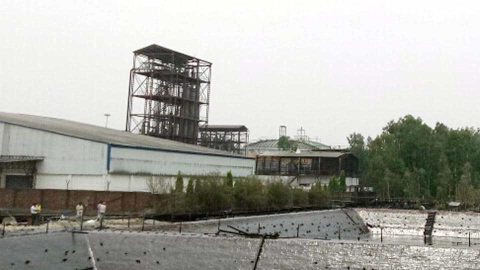 Chadha sugar mill,Beas river,Punjab