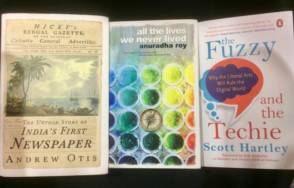 newspapers,novel,technology