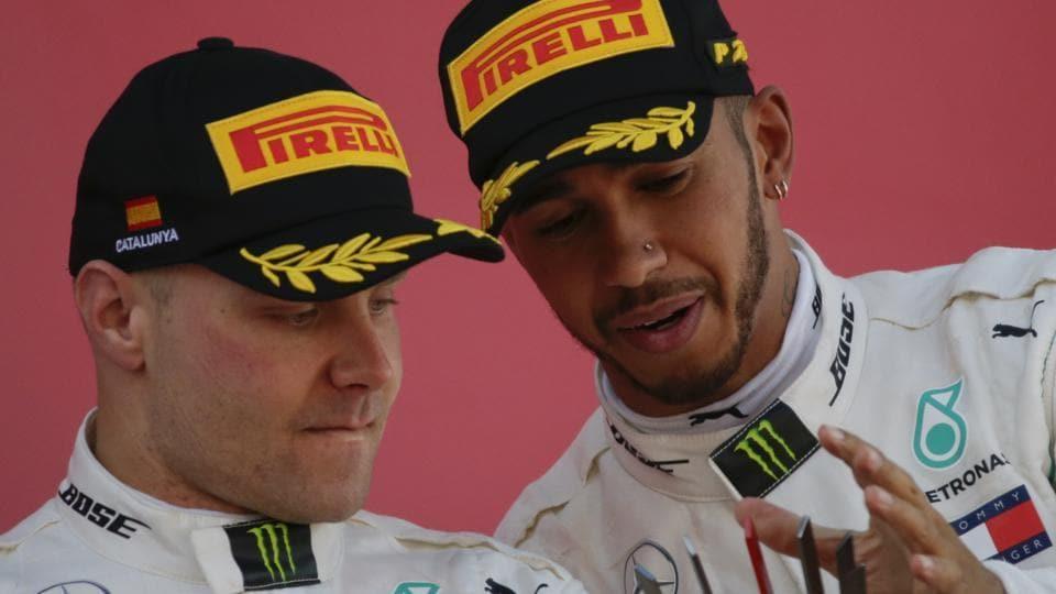 Valtteri Bottas,Mercedes,Lewis Hamilton