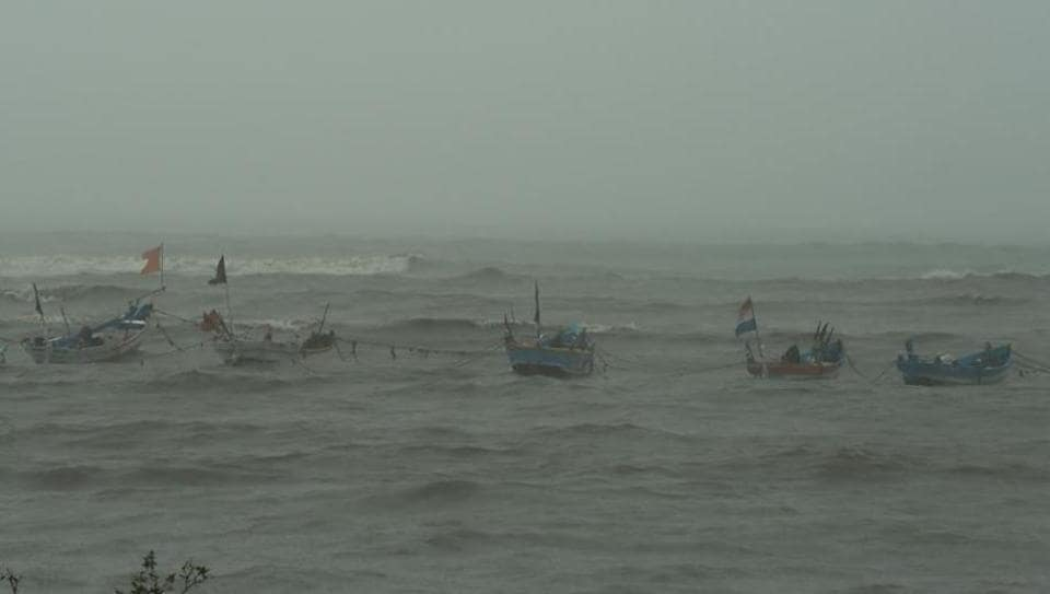 Cyclone Mekunu,Goa,Cyclone