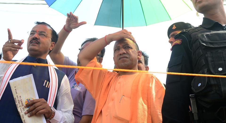 After the shock defeat in Gorakhpur and Phulpur Lok Sabha constituencies, earlier represented by CMYogi Adityanath and his deputy Keshav Prasad Maurya, the BJP is taking no chances in Kairana.